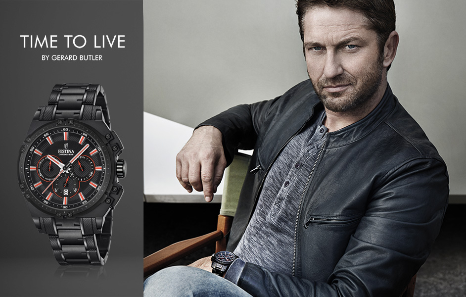Time To Live – Gerard Butler post thumbnail