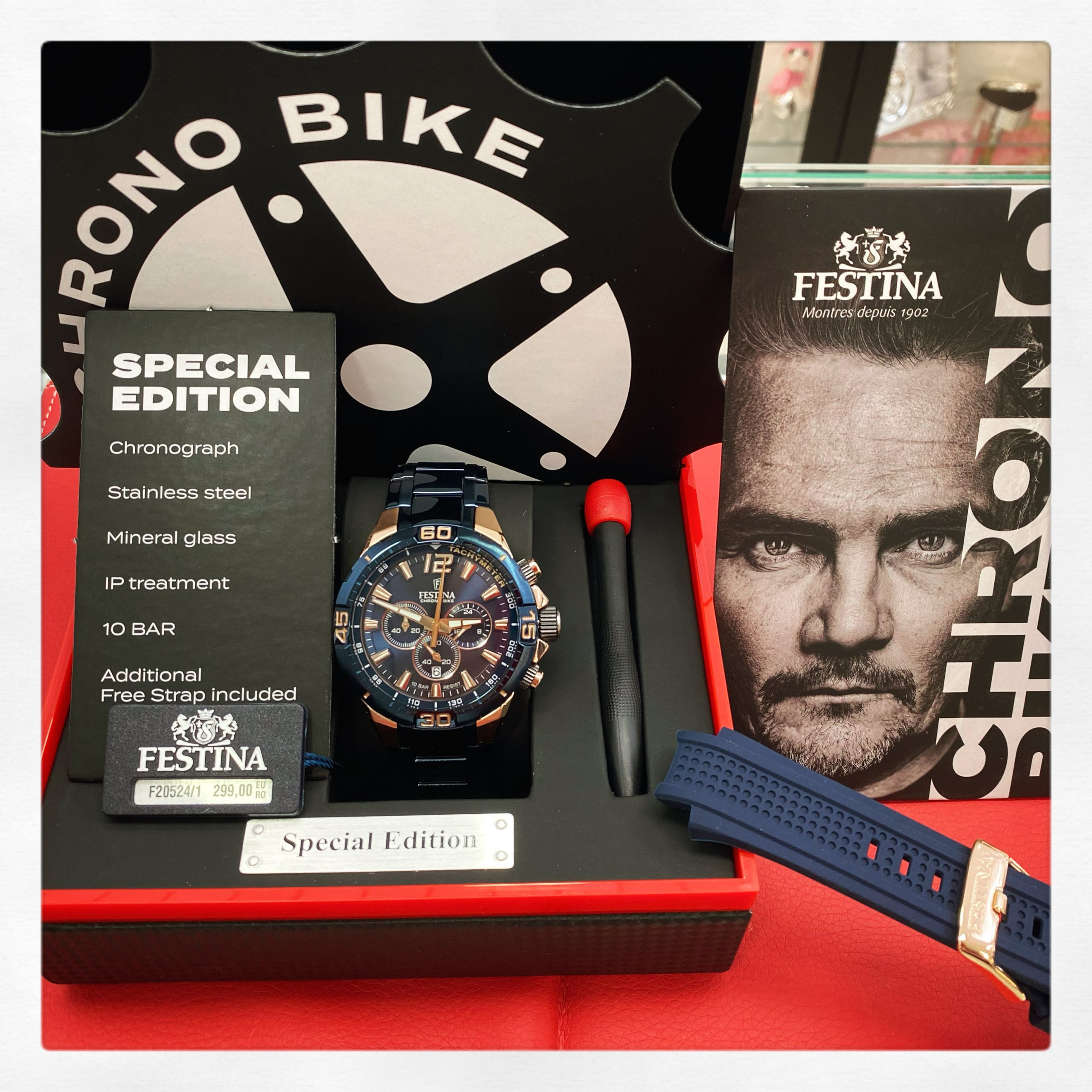 Festina édition spéciale Chrono-Bike post thumbnail