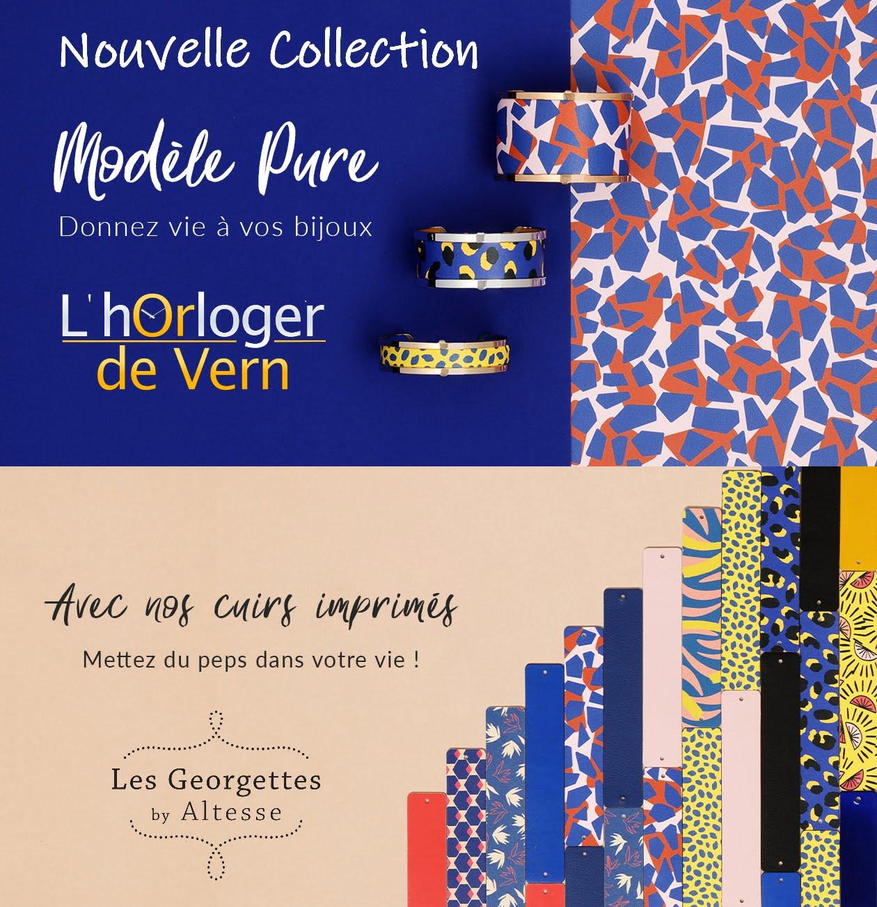 Nouvelle Collection Pure Les Georgettes post thumbnail