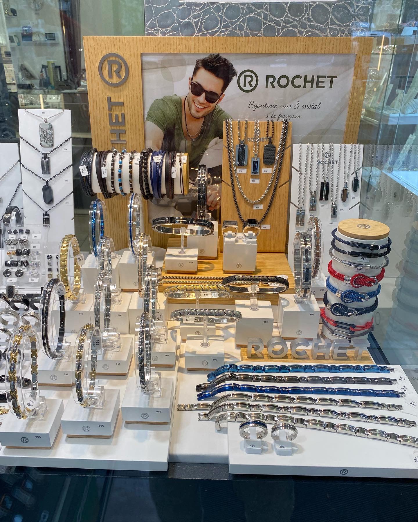 Bijoux Rochet Homme: le Cuir & le Métal à la Française ! post thumbnail